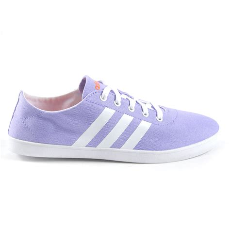 adidas neo qt vulc glow purple womens shoes f37920 new ebay