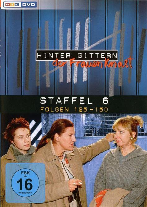 Hinter Gittern  Der Frauenknast  Staffel 6 Dvd Oder Blu