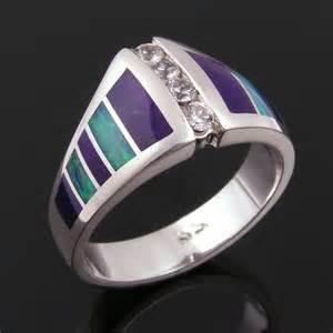 australian opal engagement rings australian opal engagement ring sugilite wedding ring white