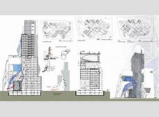 Intelligent Green Design Highrise Mixed Development The