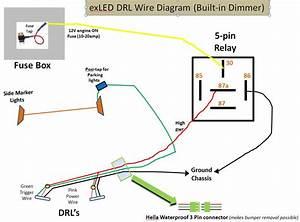Wiring Diagram For Halogen Downlights