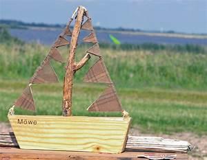 Besteht Sand Aus Muscheln : segelschiff treibholz selbermachen man kann aus ~ Kayakingforconservation.com Haus und Dekorationen