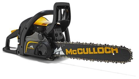 McCulloch CSE204OS electric chainsaw (video review)