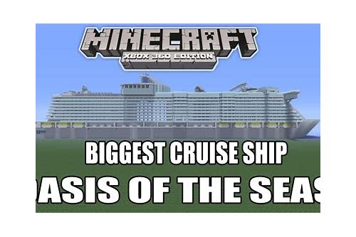 minecraft download oasis of the seas