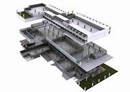 Bim 3D Model Building