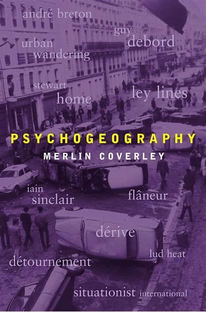 Artanime Merlin Coverley Arts Psychogeography Bookofstorage X9