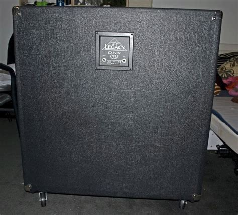 carvin legacy cabinet 4x12 carvin legacy c412t 4x12 slanted image 456621