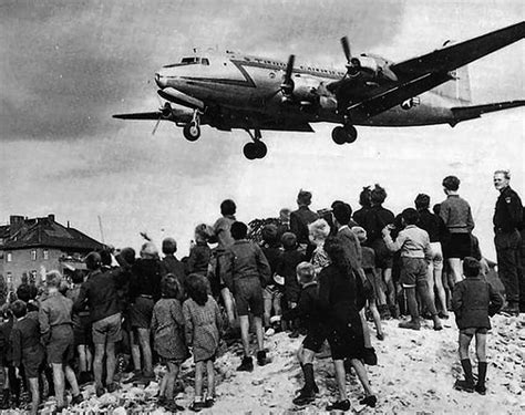 Candy Bomber How The Candy Bomber Got Its Name Teen Kids News