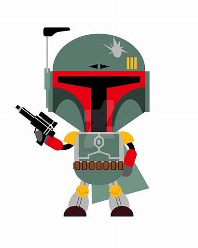 Wars Star Clipart Yoda Lego Boba Fett