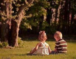 cute kids couple love friends | 4loveimages