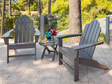 plastic adirondack chairs with ottoman chair design resin