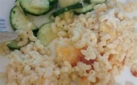 recette gratin de p 226 tes au fromage 233 conomique et simple gt cuisine 201 tudiant