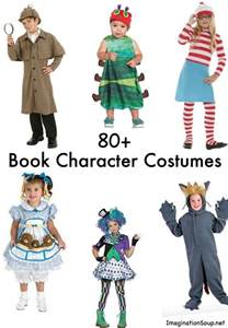 Children Book Character Costumes