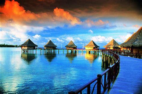 tahiti  land  sea food wine travel