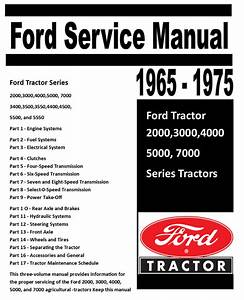 Ford 2000 3000 4000 5000 7000  3400