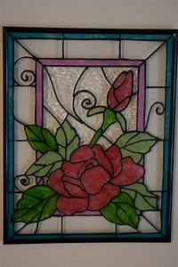 faux stained glass patterns 186 best images about Crafts-Stained Glass,Faux Stained ...