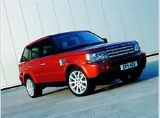 Range Rover van Denny Landzaat verliest wiel Autoblognl
