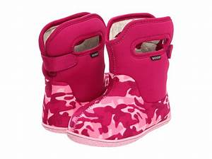 Toddler Bogs Size Chart Bogs Kids Baby Camo Boot Toddler Pink Camo Shipped Free
