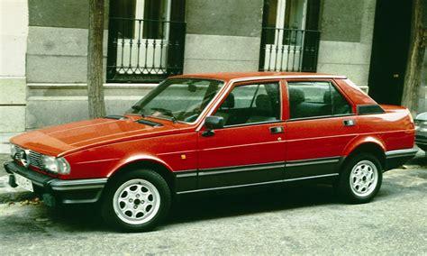 1980 Alfa Romeo by 1980 Alfa Romeo Giulietta Bestcarmag