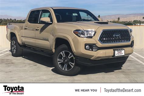 toyota tacoma wd trd sport double cab