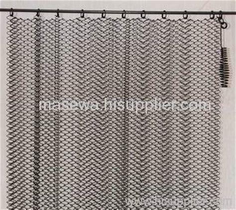 fireplace mesh screens manufacturer supplier