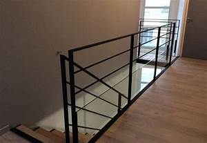 Main Courante Escalier Intérieur : escalier main courante passerelle chateaugiron suire sarl ~ Preciouscoupons.com Idées de Décoration