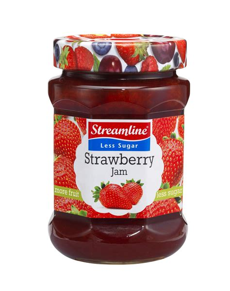 strawberry jam recipe dishmaps