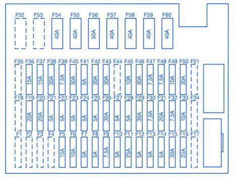 Bmw Z4 Wiring Diagram Light by Bmw Z4 E85 2004 Headlight Beam Fuse Box Block Circuit