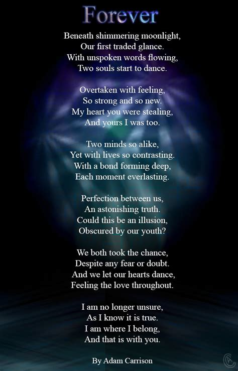 image result  poems  true love  soulmates