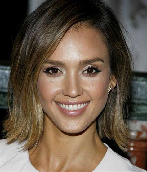 popular brunette bob hairstyles short hairstyles    popular short
