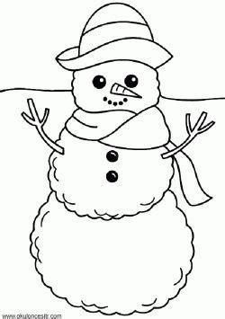 86 Best Kış Mevsimi Boyama Sayfaları Winter Coloring