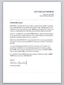 emotional support animal doctors letter sample doctors