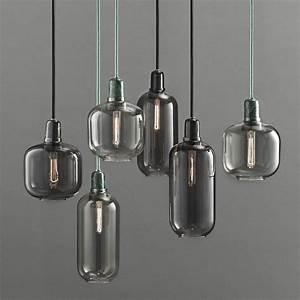 Normann Copenhagen Lampe : normann copenhagen amp lampe schwarz m bel b r ag ~ Watch28wear.com Haus und Dekorationen