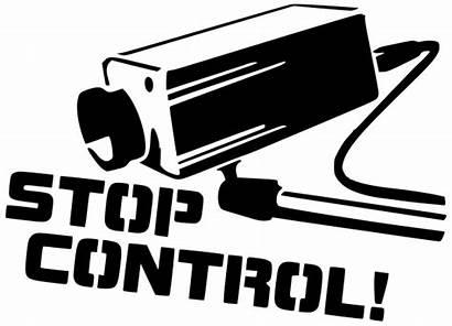 Control Clipart Stop Clip Controlled Camera Controll