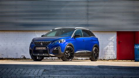 peugeot 3008 tuning peugeot 3008 musketier tuning 2017 2 les voitures
