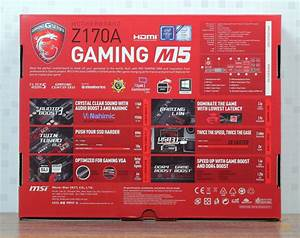 Msi Z170a Gaming M5 Motherboard  Review And Testing  Page