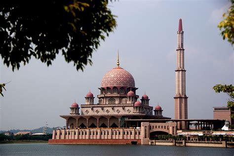 rindu masjid masjid putra putrajaya malaysia