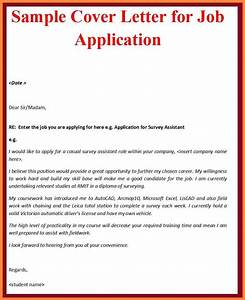 10 application letter for employment example bussines With good cover letter for a job