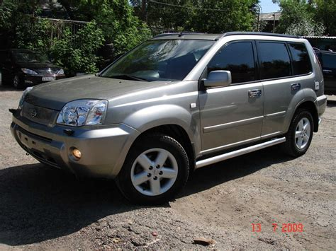 nissan x trail 2005 used 2005 nissan x trail photos 2500cc gasoline