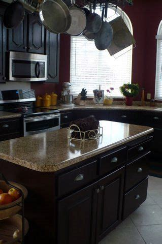 easy kitchen counter makeover how to redo your kitchen for 200 this is actually 7007