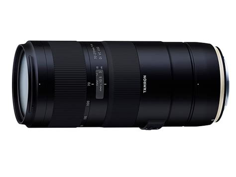tamron 70 210mm f 4 di vc usd lens 28 75mm f 2 8 di iii rxd lens announced news at