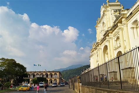 Antigua Guatemala And Guatemala City