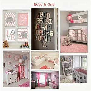 Chambre De Bébé Fille : 11 best images about chambre b b on pinterest green baby rooms mariage and boys ~ Teatrodelosmanantiales.com Idées de Décoration