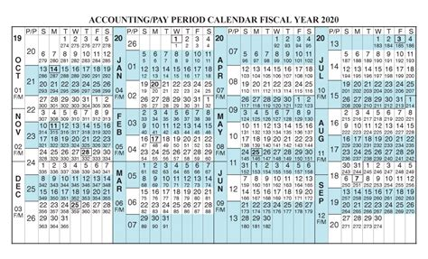 payroll calendar fiscal year calendar oct sep
