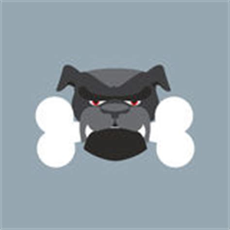 angry dog bone stock  images pictures  images
