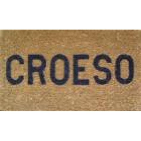 Croeso Doormat by Croeso Welcome Door Mat