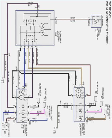 bmw e46 wing mirror wiring diagram bioart me