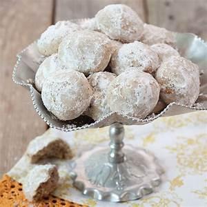 Mexican Wedding Cookies Recipe Dishmaps