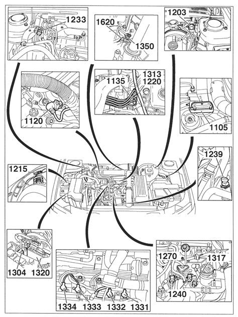 peugeot 406 engine type rgx xu10j2cte bosch multipoint injection mp3 2f wiring diagrams