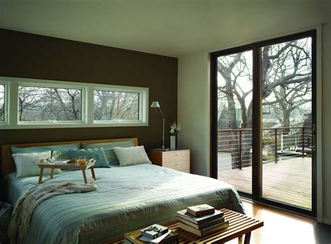 incorporate awning windows   bedroom   bed check    natural light